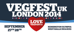 VegFest UK London 2014 Programme